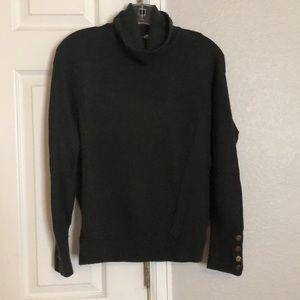 Anthropologie dolman type, mock-neck sweater